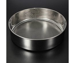 Sift Flour Stainless Steel 18 Centimeters