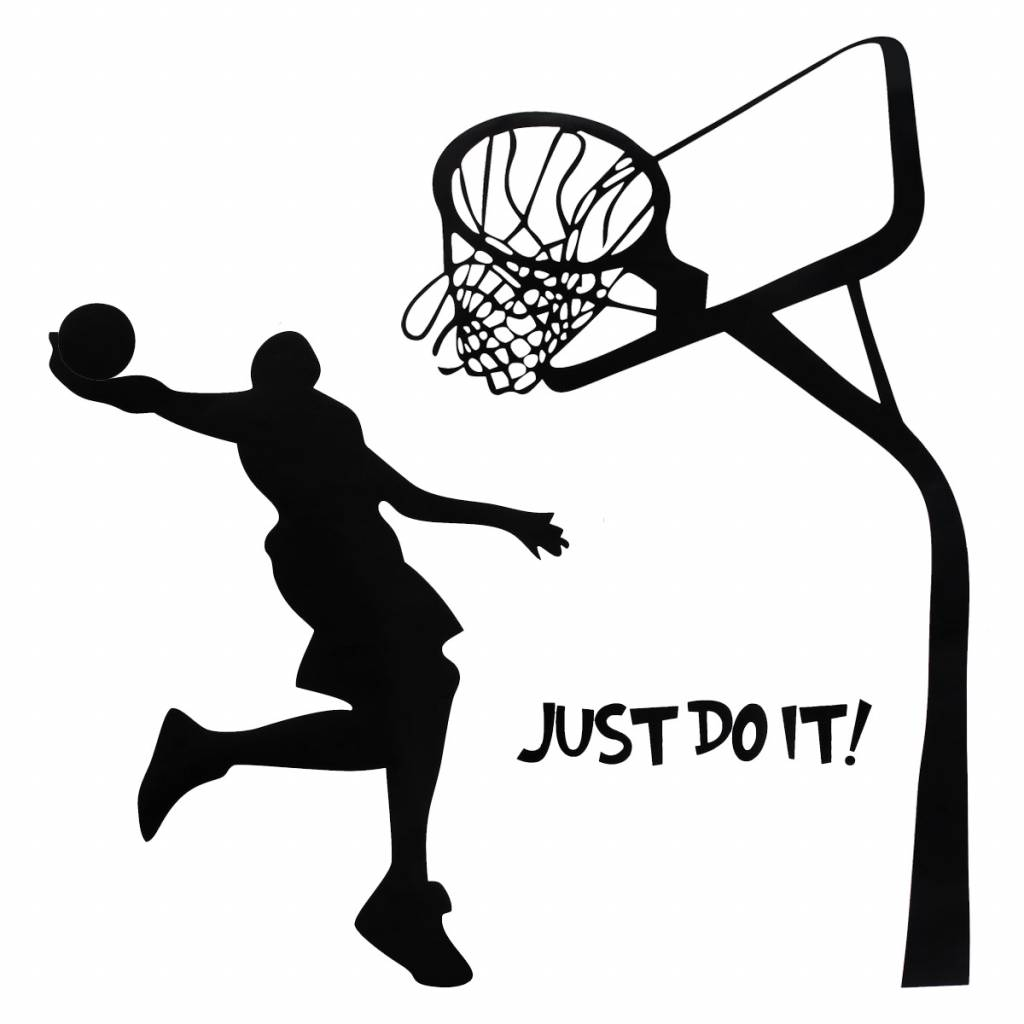 7789561d4276 Wall Sticker With Basketball - Buy online - Cheapest