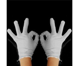 Tattoo Gloves Cotton 1 Pair