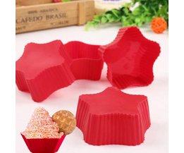 Cupcake Form 4 Pieces