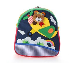Toddler Backpack With Bear