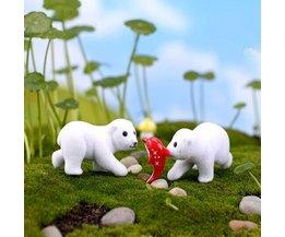 Miniature Polar Bear