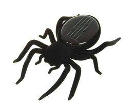 Robot Spider On Solar Energy