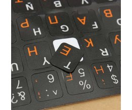 Russian Keyboard Sticker