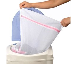 Nice Laundry Bag With Zipper