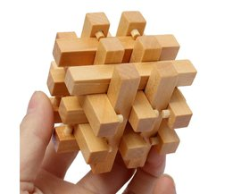 3D Puzzle Wood