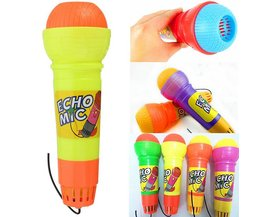 Cool Kids Microphone With Echo Effect