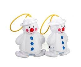 Cute Snowman Wireless Baby Monitor Set