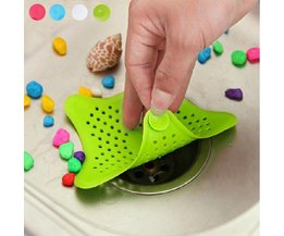 Rubber Drain Strainer In Four Colors