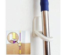Broom Hook Adhesive