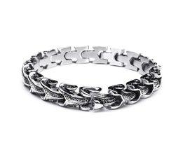 Snake Bracelet Stainless Steel