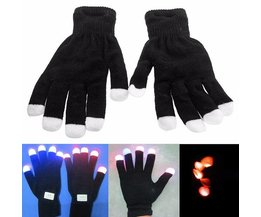 Gloves With Lights