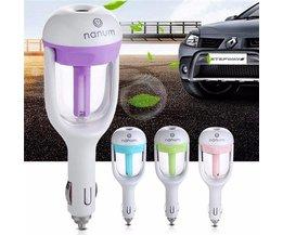 Car Air Fresheners In 4 Colors