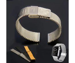 Stainless Steel Watchband For Apple Watch 38Mm