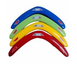 Plastic V-Shaped Boomerang For Children