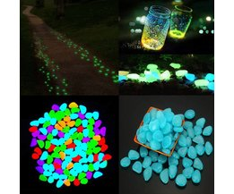 Luminous Pebbles (100 Pieces)