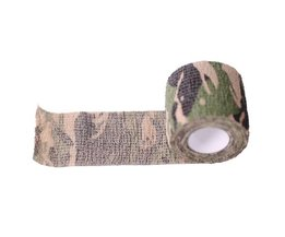 Tattoo Grip Tape With Camouflage Print