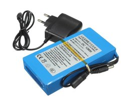 Rechargeable Lithium Battery 12V