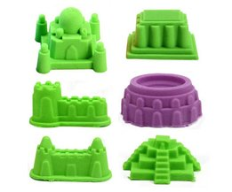 Sand Molds In Different Colors