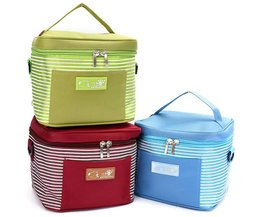 Thermal Lunchbox For Picnic In Different Colors