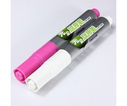 Chalk Markers In Pink Or White