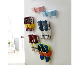 Shoes Holders Wall