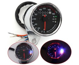 Odometer Engine With Speedometer