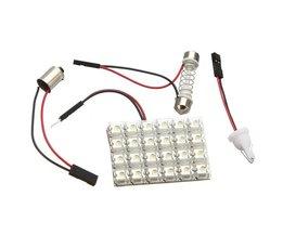 Car Interior 12V White LED Light