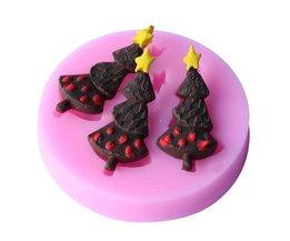 Silicone Baking Mold Christmas Tree
