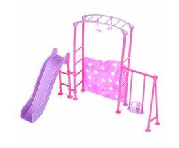 Swing Slide Dollhouse Accessories