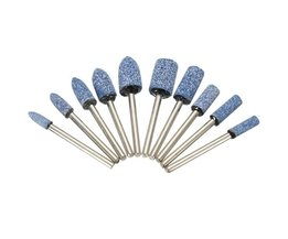 Cylinder Grinding Dremel Accessory For 10 Pieces