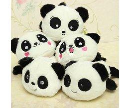 Cuddly Panda