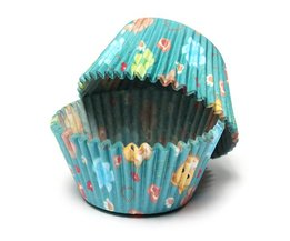 Mini Muffin With Cat Form Design 100 Pieces