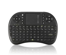 Wireless USB Keyboard With Touchpad