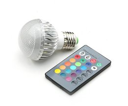 Remote LED With Remote Control