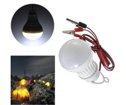 E 27 3W LED Bulb