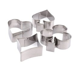 Cookie Cutters 4 Pieces