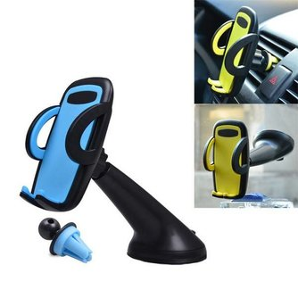 Dashboard Phone Holder In 3 Colors For Cars