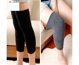 Unisex Knee Bandages In Cashmere