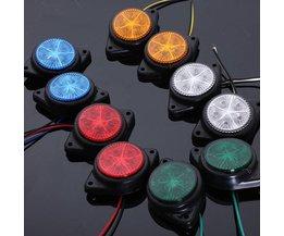 LED Side Marking Lights 12 V