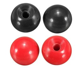 Bullet Knob For Paws Or Machines In Red Or Black