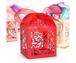 Cardboard Candy Box (10 Pieces)