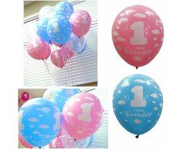 Balloon 1 Year