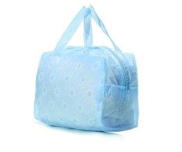 Transparent Plastic Toiletry