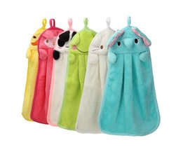Children'S Towel With Animal