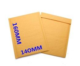 Plastic Bubble Envelopes 160X40Mm