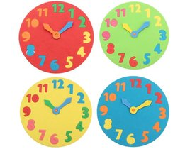 Toys Clock For Children