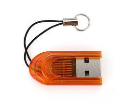 USB Stick Card Reader