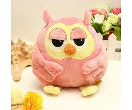 Pluche Owl