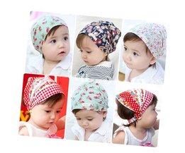 Baby Headband With Cute Print